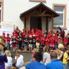 Zu Gast in Krofdorf am alten Forsthaus