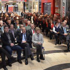 Publikum im Forum Wetzlar