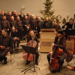 Projektchor Weihnachtsoratorium und Projektorchester Lahn Dill