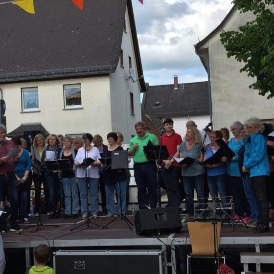 Stadtteilfest Niedergirmes