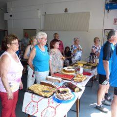 Kaffee und Kuchen in Burgsolms