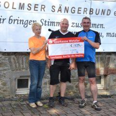 Die stärkste Gruppe bekommt einen Teilnahmepreis in Höhe von 125€